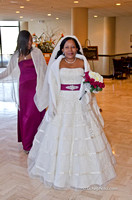 Azike wedding, Dallas