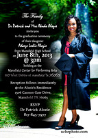 Adaeze Alozie's Graduation