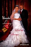 Debra & Ponos Wedding
