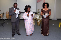 Ikenna & Amaka Emeruem's Baby Dedication