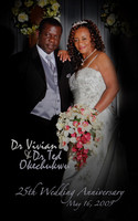 Dr Ted & Dr Vivian Okechukwu