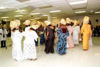 Mama Olaugbo Omekara's Wake Keeping