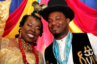 Sheila and Ayo Traditional Wedding